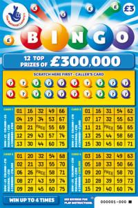 bingo scratchcard online